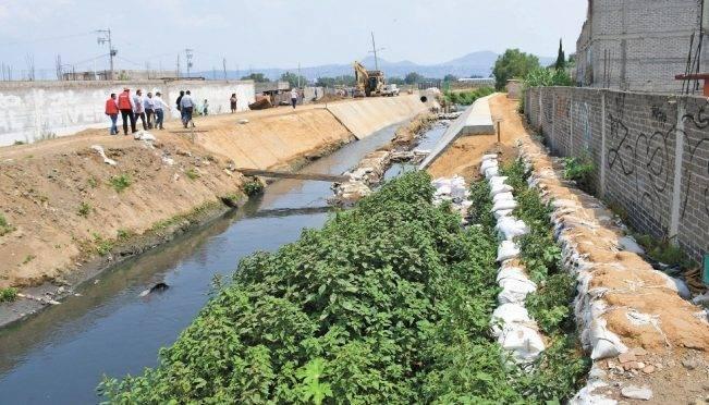 Chimalhuacán: CONAGUA deja obras inconclusas: vecinos (El Universal)