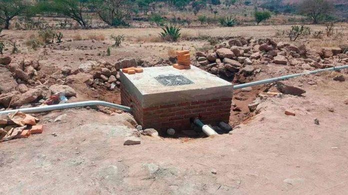 Hidalgo: construyen red de agua potable en Alfajayucan (El Independiente de Hidalgo)