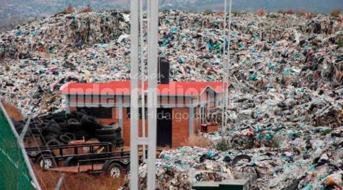 Hidalgo: Analizan cierre de 16 rellenos sanitarios (El Independiente de Hidalgo)