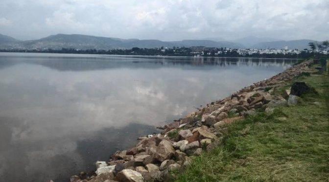Guanajuato: Lluvias pasadas no han afectado el nivel de la presa de Palote (El Sol de León)