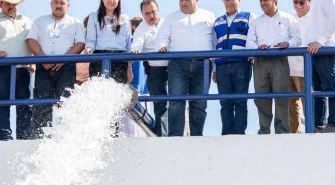 Baja California: asegura Gobierno Estatal agua potable a más de 12 mil usuarios de Mulegé (El Tribunal de los Cabos)