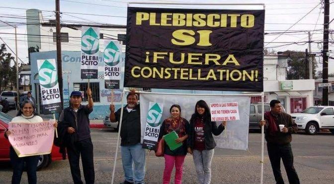 CDMX: Constellation Brands le quita el agua a México; Sonora y Coahuila, El Ojo del Huracán (Dossier Político)