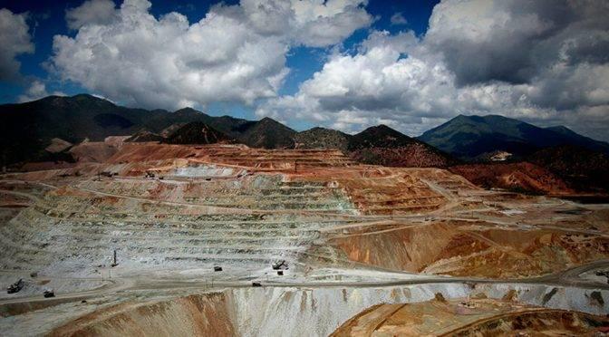 """Sonora: Semarnat entrega """"Informe Preventivo"""" para presa de jales de Grupo México… 7 años tarde (Pie de Página)"""