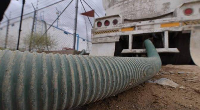 Baja California: Escasea agua en la rumorosa (La Voz de la Frontera)