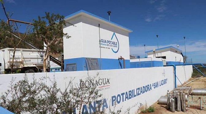 Niegan contaminación en agua de planta en Los Cabos (El Sudcaliforniano)