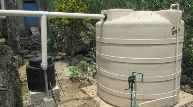 San Luis Potosí: presentan sistemas de captación de agua para comunidades (El Sol de San Luis)