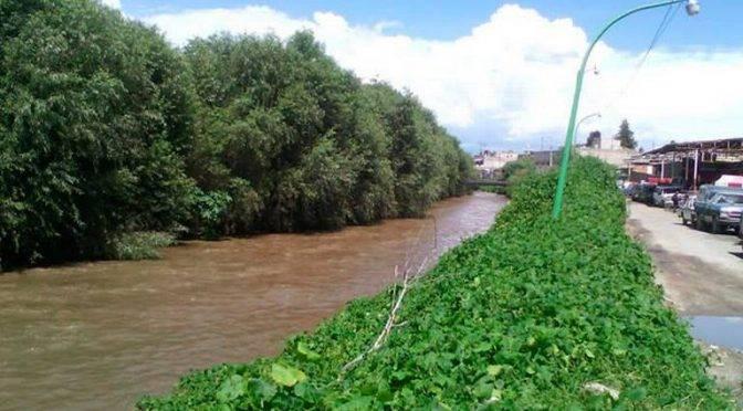Puebla: Construirán colectores en cuenca del río Atoyac (El Sol de Puebla)