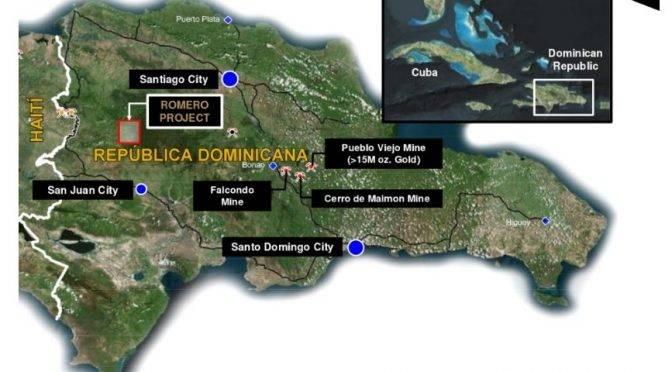 Minería criminal amenaza dejar sin agua regiones de Dominicana y Haití (kaosenlared)