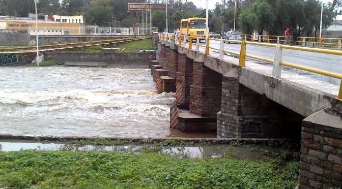San Luis Potosí: Otra vez el Río Santiago en obras (Plano Informativo)