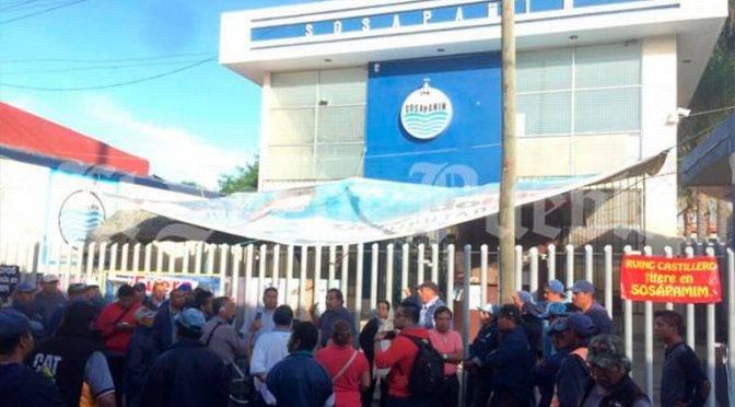 Puebla: Denuncian abuso de poder y nepotismo en  Sistema Operador de Agua de Izúcar (El Sol de Puebla)