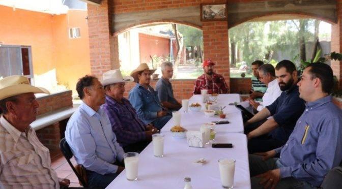 Aguascalientes: Analizan inversión en unidades de riego de calvillo (lja.mx)
