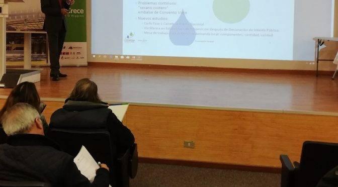 Chile: Expertos abordan nuevas tecnologías para innovar en uso del agua en producción de hortalizas (El Tipógrafo)