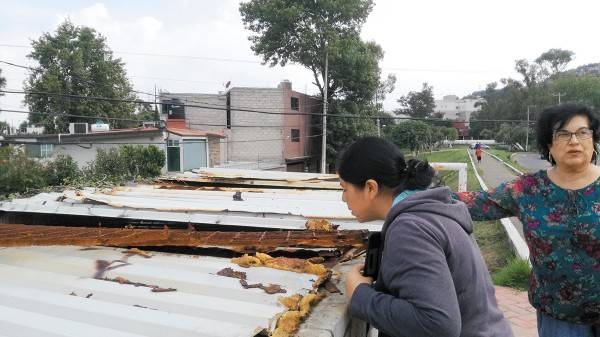 Estado de México: Tlane ignora riesgo en Valle Dorado (El Heraldo de México)