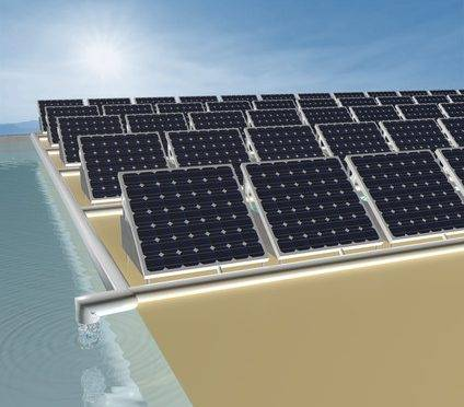 Arabia Saudita: Un nuevo dispositivo produce energía y agua limpia a la vez (Sinc)