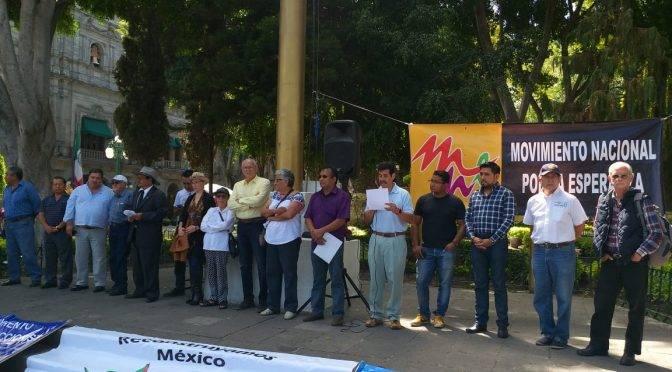 Puebla: Analizan causales de nulidad por inexistencia del contrato que privatiza el agua en el estado (La Jornada de Oriente)