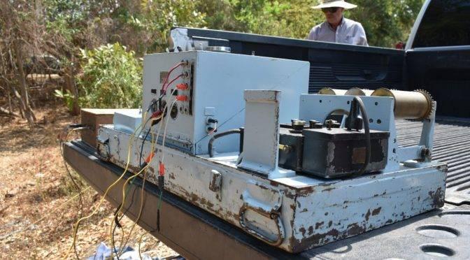 Sonaloa: Buscan mantos acuíferos en Concordia para abatir la sequía (Noroeste)