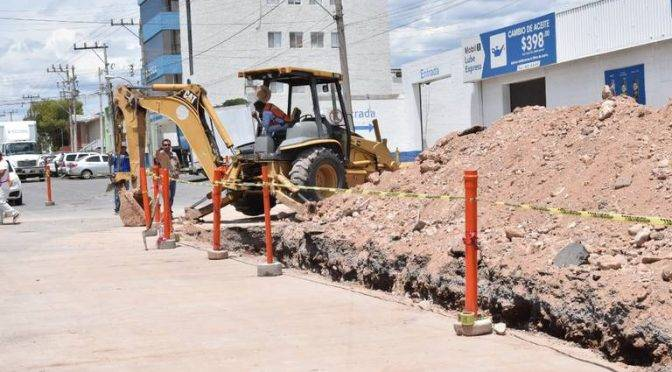 Chihuahua: amplía JMAS red de agua tratada en beneficio de 95 mil chihuahuenses (El Heraldo de Chihuahua)