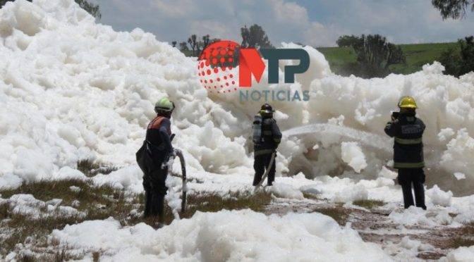 Puebla: Conagua nunca autorizó a Gali operación de barquitos inservibles en Valsequillo en donde hay espuma tóxica (MTP noticias)
