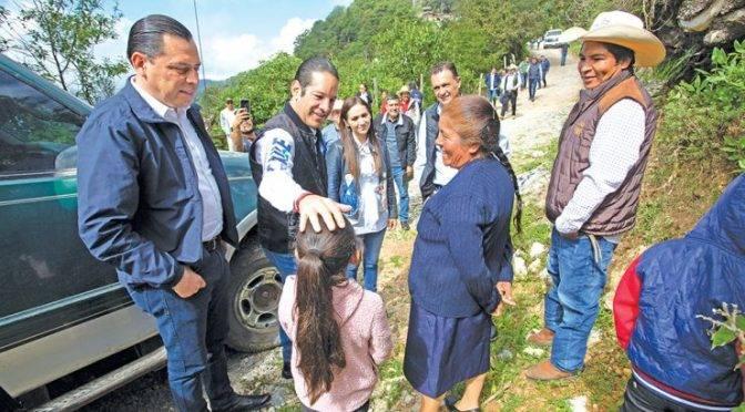 Querétaro: Gobernador inaugura sistema de agua potable en San Gaspar (AM Querétaro)