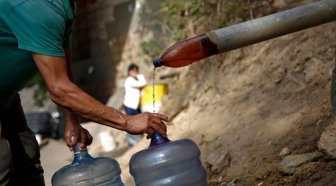 México: El agua: recurso vital y escaso (Así lo dice Puebla)