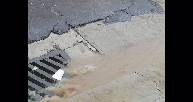 Puebla: IMSS exhorta no hacer contacto con agua contaminada en inundaciones (Angulo 7)
