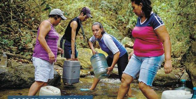 Latinoamerica: La hora cero en la crisis del agua (inforural)