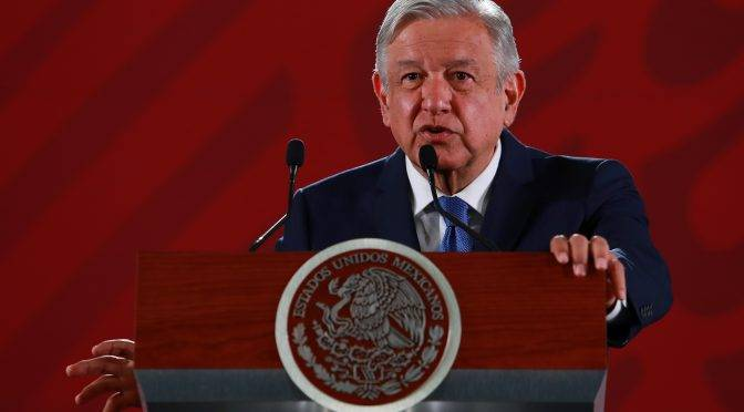 México: Recursos del metrobús serán Dpara garantizar agua en La Laguna: AMLO (azteca noticias)