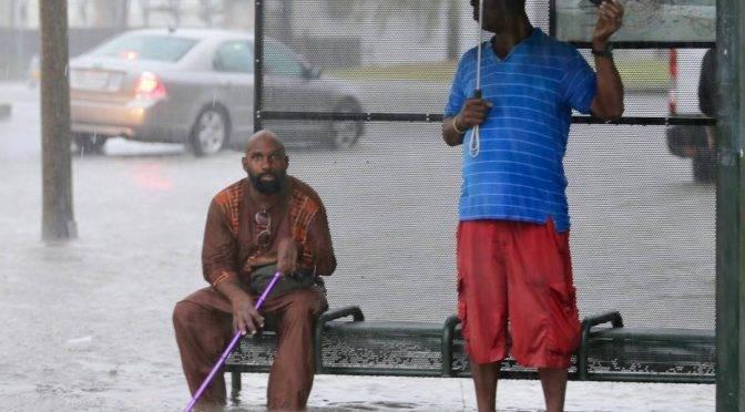 EE.UU: Nueva Orleans se prepara para lluvias incesantes en próximos días (Publimetro)