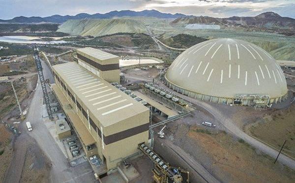 Sonora: Se reúnen para informar de la nueva presa de jales de Buenavista Del Cobre (dossier político)