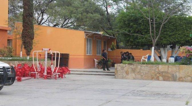 Puebla: Protestan en Chilac por conflicto de agua (El Sol de Puebla)