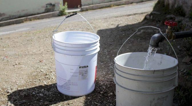 Zacatecas: agua de consumo es de buena calidad (NTR Zacatecas)