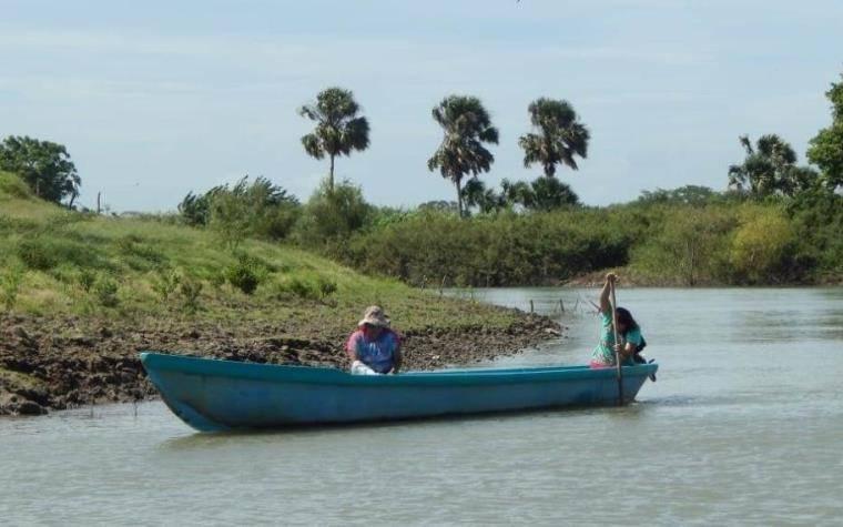 Tabasco: Paralizada la pesca en zona indígena de San José, Jonuta, por contaminación en cuerpos de aguas (Diario presente)