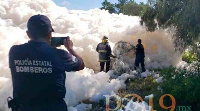 Puebla: Suma río Atoyac 200 kilómetros de aguas contaminadas (paralelo 19)