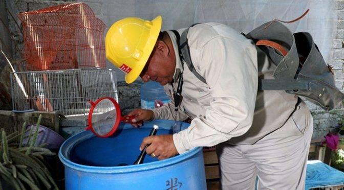 Crecen casos de dengue; Michoacán es el séptimo estado en incidencia (La Voz de Michoacán)