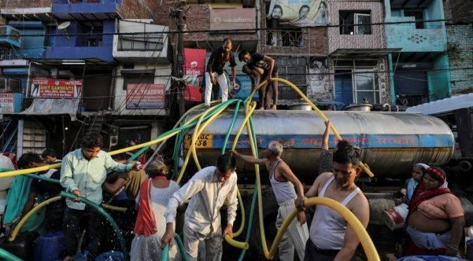India: Tiene solo cinco años para resolver su crisis de abasto de agua (Expansión)