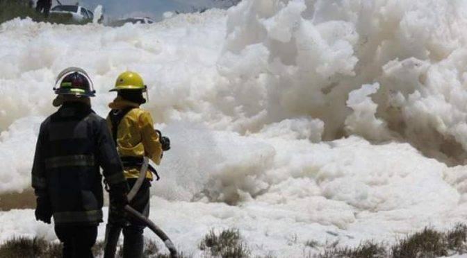 Puebla: La desaparición de un joven revela la contaminación en una presa (Expansión Política)