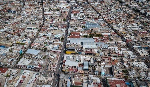 México: Para 2050, 80 por ciento del país estará urbanizado (dgcs.unam)