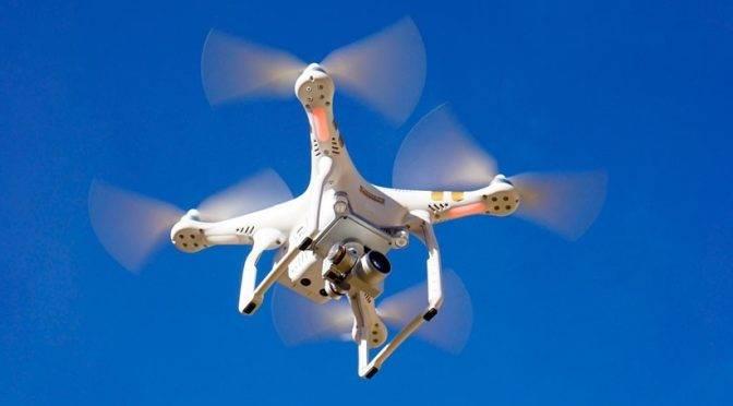 Reino Unido emplea drones para detectar las extracciones ilegales de agua (iagua)