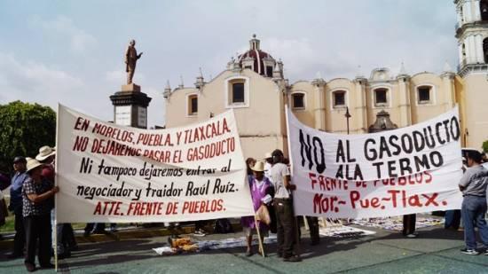 Morelos: Frenan el Proyecto Integral en Amilcingo (La jornada)