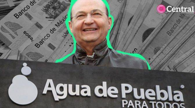 Puebla: La concesión de una empresa de agua , un negocio familiar encabezado por empresarios acusados de corrupción (central)