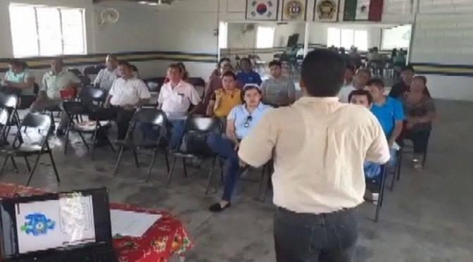 Chiapas: Salud capacita a purificadoras de agua en el Soconusco (Quadratin)