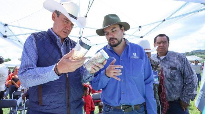 Guanajuato: Destinan 26 mdp para apoyos agropecuarios en León (Milenio)