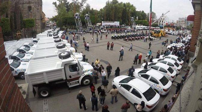 Tlanepantla: Estrena 288 unidades de servicios públicos (MILENIO)
