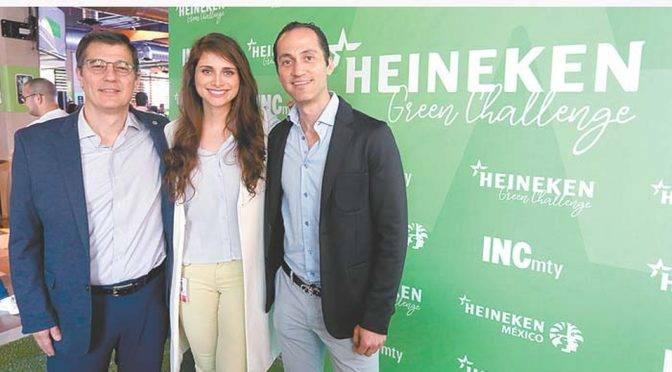 Nuevo León: Heineken apoya proyectos enfocados en reducción de emisiones contaminantes (Milenio)