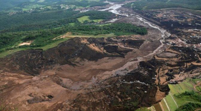 Sao Paulo: Desalojan a cientos de familias en Brasil por grietas en represa (MILENIO)
