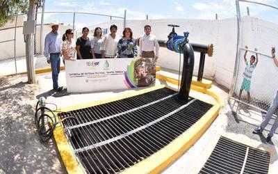 Durango: Entregan sistema pluvial en Gómez Palacio (El Siglo de Torreón)
