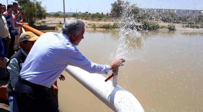 """Durango: """"Seguiremos tomando agua de la llave"""", Jorge Zermeño (Milenio)"""
