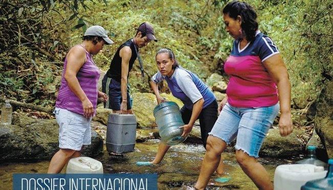 América Latina, la hora cero en la crisis del agua (El Universal)