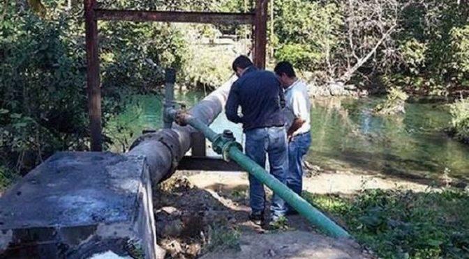 San Luis Potosí: Falta vigilancia en el Río Valles, productores agrícolas siguen extrayendo agua (El Sol de San Luis)