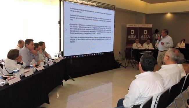 Tabasco: ASEA realiza consulta pública de información sobre refinería en Dos Bocas (El Universal)